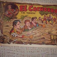 BDs: EL CACHORRO Nº 66 BRUGUERA. Lote 47376939