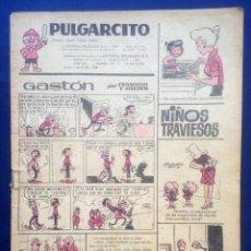 Tebeos: PULGARCITO Nº 1818 - 7 MARZO 1966 EDITORIAL BRUGUERA CON HISTORIAS DE ZIPI Y ZAPE Y OTROS AÑOS 60. Lote 47392312