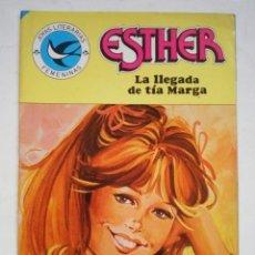 Tebeos: ESTHER Nº 103 (JOYAS LITERARIAS FEMENINAS) - LA LLEGADA DE TIA MARGA - BRUGUERA. Lote 47399559
