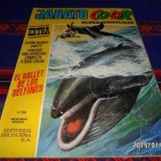 Tebeos: JABATO COLOR EXTRA ALBUM AMARILLO 2ª SEGUNDA ÉPOCA Nº 26. BRUGUERA 1976. 50 PTS.. Lote 47447104