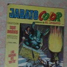 Tebeos: COMIC JABATO COLOR - SEGUNDA EPOCA, Nº 132. Lote 47462551