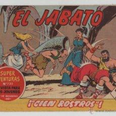 Tebeos: EL JABATO Nº238 - BRUGUERA.. Lote 47472842