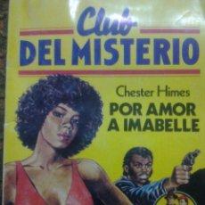 Tebeos: CLUB DEL MISTERIO -. Lote 47494455