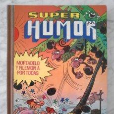 Tebeos: SUPER HUMOR - VOL. XI (11) - ED. BRUGUERA - 3ª EDICIÓN - 1981. Lote 47518642