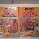 Tebeos: BUFALO BILL - DOS TOMOS - COMPLETA - INCLUYE LAS PORTADAS - CJ 7 - GORBAUD. Lote 47523222