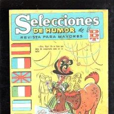 Tebeos: SELECCIONES DE HUMOR DEL DDT. SUPLEMENTO DE EL DDT. Nº 79. EDITORIAL BRUGUERA. Lote 47547272