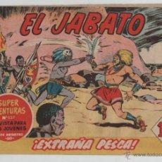 Livros de Banda Desenhada: EL JABATO Nº165 - BRUGUERA.. Lote 47547991