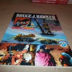 Tebeos: BRUCE J. HAWKER, W. VANCE, RUMBO GIBRALTAR, BRUGUERA, Nº 5. Lote 47554184