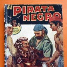 Tebeos: EL PIRATA NEGRO - Nº 48 - RUMBO AL CARIBE - POR ARNALDO VISCONTI - EDITORIAL BRUGUERA -. Lote 47555069