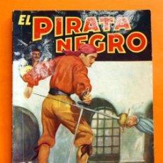 Tebeos: EL PIRATA NEGRO - Nº 52 - LA LEGION DEL MAR - POR ARNALDO VISCONTI - EDITORIAL BRUGUERA -. Lote 47564516
