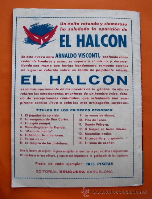 Tebeos: EL PIRATA NEGRO - Nº 52 - LA LEGION DEL MAR - POR ARNALDO VISCONTI - EDITORIAL BRUGUERA - - Foto 2 - 47564516