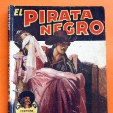 Tebeos: EL PIRATA NEGRO - Nº 55 - TRES TROTAMUNDOS - POR ARNALDO VISCONTI - EDITORIAL BRUGUERA -. Lote 47564577