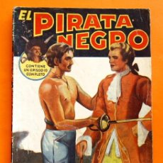 Tebeos: EL PIRATA NEGRO - Nº 56 - EL MARQUESITO - POR ARNALDO VISCONTI - EDITORIAL BRUGUERA -. Lote 47564646