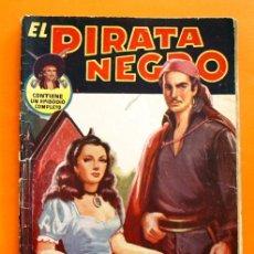 Tebeos: EL PIRATA NEGRO - Nº 71 - UNA FAMILIA PELIGROSA - POR ARNALDO VISCONTI - EDITORIAL BRUGUERA -. Lote 47564792