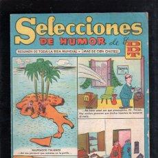 Tebeos: SELECCIONES DE HUMOR DEL DDT. Nº 44. EDITORIAL BRUGUERA. Lote 47583726