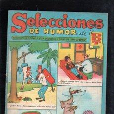 Tebeos: SELECCIONES DE HUMOR DEL DDT. Nº 37. EDITORIAL BRUGUERA. Lote 47583748