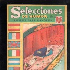 Tebeos: SELECCIONES DE HUMOR DEL DDT. Nº 59. EDITORIAL BRUGUERA. Lote 47583900