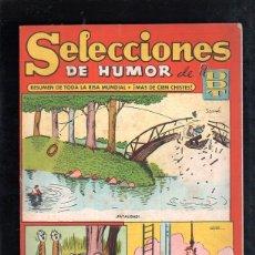 Tebeos: SELECCIONES DE HUMOR DEL DDT. Nº 11. EDITORIAL BRUGUERA. Lote 47583940