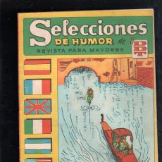 Tebeos: SELECCIONES DE HUMOR DEL DDT. Nº 61. EDITORIAL BRUGUERA. Lote 47584060