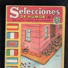 Tebeos: SELECCIONES DE HUMOR DEL DDT. Nº 47. EDITORIAL BRUGUERA. Lote 47584073