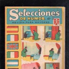 Tebeos: SELECCIONES DE HUMOR DEL DDT. Nº 66. EDITORIAL BRUGUERA. Lote 47584140