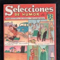 Tebeos: SELECCIONES DE HUMOR DE EL DDT. Nº 25. EDITORIAL BRUGUERA. Lote 47584539