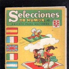 Tebeos: SELECCIONES DE HUMOR DE EL DDT. Nº 76. EDITORIAL BRUGUERA. Lote 47584608