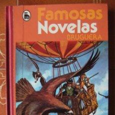 Tebeos: FAMOSAS NOVELAS TOMO V BRUGUERA. Lote 47586623