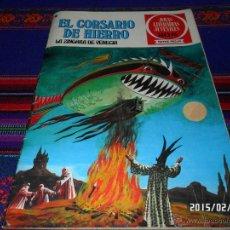BDs: CORSARIO HIERRO Nº 39 LA ZÍNGARA DE VENECIA. BRUGUERA 1978 30 PTS. JOYAS LITERARIAS JUVENILES.. Lote 47591205