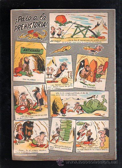 Tebeos: REVISTA EL DDT. Nº 398. AÑO VIII. EDITORIAL BRUGUERA - Foto 2 - 47602743