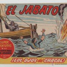 Tebeos: EL JABATO Nº195 - BRUGUERA.. Lote 47602860