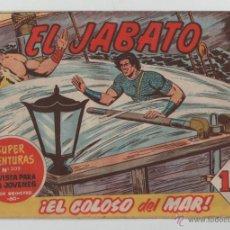 Tebeos: EL JABATO Nº159 - BRUGUERA.. Lote 47774954