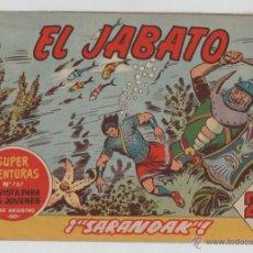 Tebeos: EL JABATO Nº264 - BRUGUERA.. Lote 47654178
