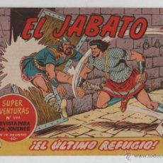Tebeos: EL JABATO Nº189 - BRUGUERA.. Lote 47655766