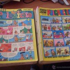 Tebeos: SUPER LOTE 112 PULGARCITO (BRUGUERA) DE 2150 A 2280 MIRAR NUMERACION. SHERIFF KING MORTADELOS. Lote 47686044