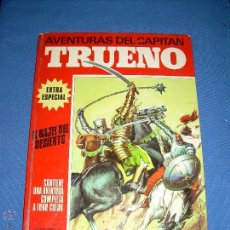 Tebeos: CAPITAN TRUENO EXTRA ESPECIAL Nº 2 - EL BAJEL DEL DESIERTO - EDITORIAL BRUGUERA. Lote 47720327