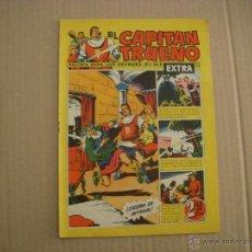 Tebeos: EL CAPITÁN TRUENO EXTRA Nº 42, EDITORIAL BRUGUERA. Lote 47748705