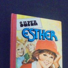 BDs: SUPER ESTHER - Nº 2 - EDITORIAL BRUGUERA - 1982 - 1ª EDICION.. Lote 69924474