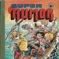 Tebeos: SUPER HUMOR XXXII (32) - BRUGUERA 1980 1ª ED - BUEN ESTADO Y DIFICIL - ZIPI, MORTADELO, CARPANTA ETC. Lote 47754821