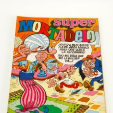 Tebeos: SUPER MORTADELO1972. Lote 47802558
