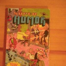 Tebeos: SUPER HUMOR, MORTADELO Y FILEMON. BRUGUERA 1978 (VER ESTADO EN FOTOS). Lote 47804272