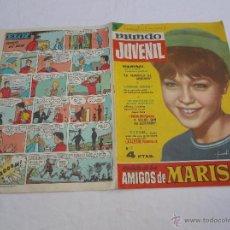 Tebeos: MUNDO JUVENIL Nº 7. REVISTA DE LOS AMIGOS DE MARISOL . Lote 47804451