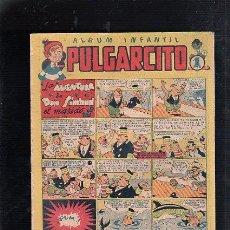 Tebeos: ALBUM INFANTIL PULGARCITO. Nº 26. LA AVENTURA DE DON SIMBAD EL MARIDO. Lote 47830602