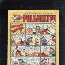 Tebeos: ALBUM INFANTIL PULGARCITO. Nº 34. RECURSO INFALIBLE. Lote 47830832