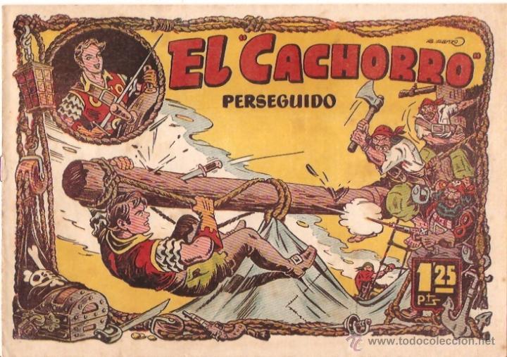 COMIC EL CACHORRO Nº 78 (Tebeos y Comics - Bruguera - El Cachorro)