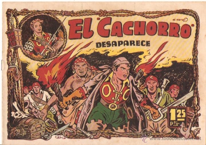 COMIC EL CACHORRO Nº 81 (Tebeos y Comics - Bruguera - El Cachorro)