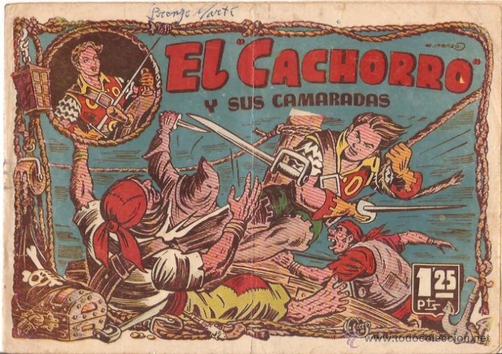COMIC EL CACHORRO Nº 93 (Tebeos y Comics - Bruguera - El Cachorro)