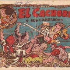 Tebeos: COMIC EL CACHORRO Nº 93. Lote 47918931