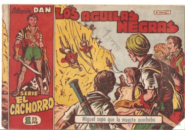 COMIC EL CACHORRO Nº110 (Tebeos y Comics - Bruguera - El Cachorro)