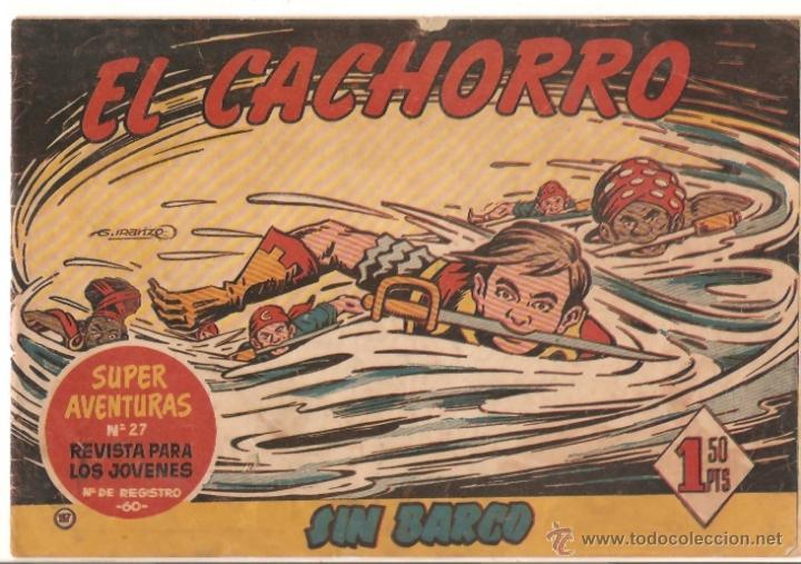 COMIC EL CACHORRO Nº167 (Tebeos y Comics - Bruguera - El Cachorro)